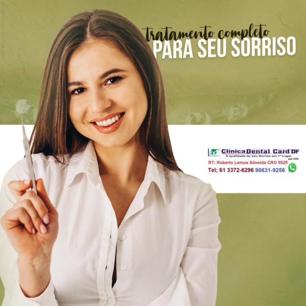 Tratamento Completo – Plano Odontológico DF